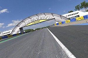 Le Circuit des 24H du Mans désormais disponible sur iRacing