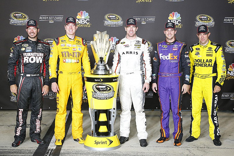 Analysis: Don't hand the NASCAR Sprint Cup trophy to Toyota just yet