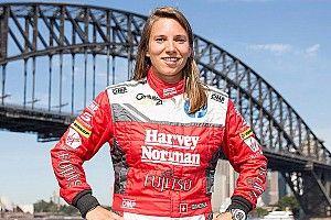 Simona de Silvestro to join Australian Supercar championship in 2017