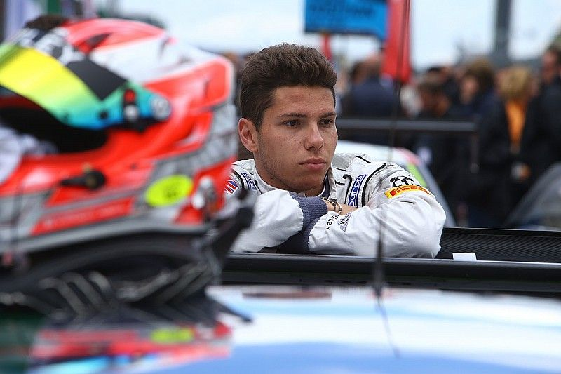 Bentley Boy Abril to race PWC SprintX in USA