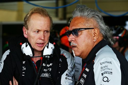 Force India chief returns to F1 paddock despite travel restrictions