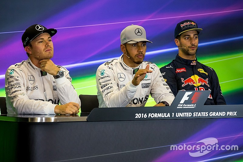 US GP: Post-race press conference