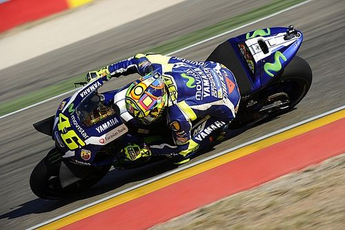 "Rossi regrets late-race ""mistake"" in Lorenzo duel"
