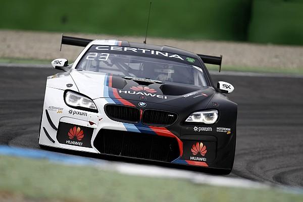 Neuer BMW M6 blieb im GT-Masters 2016
