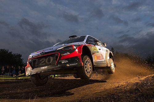 Podium target for Hyundai Motorsport in Wales Rally GB