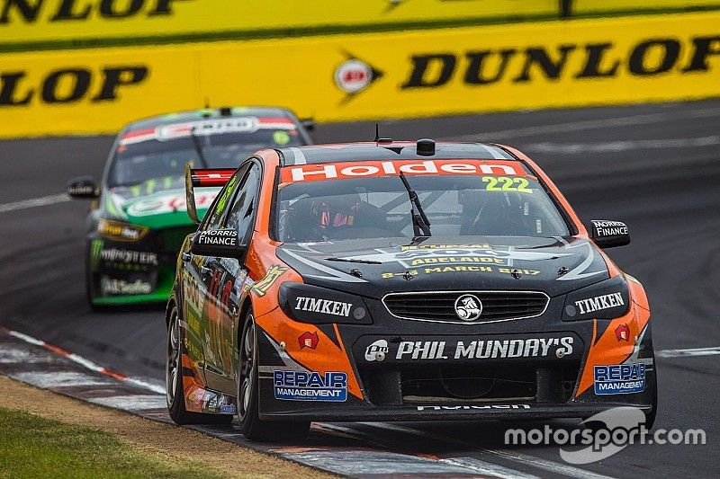 Percat pushed over the line at Bathurst