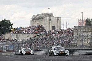 Norisring DTM: Muller beats Blomqvist for second Audi win