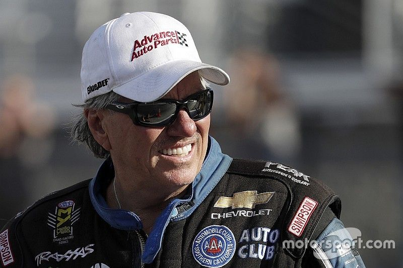 John Force gains honorary doctorate from UNOH