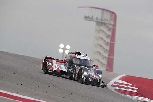 DeltaWing to start sixth in tomorrow's Lone Star Le Mans