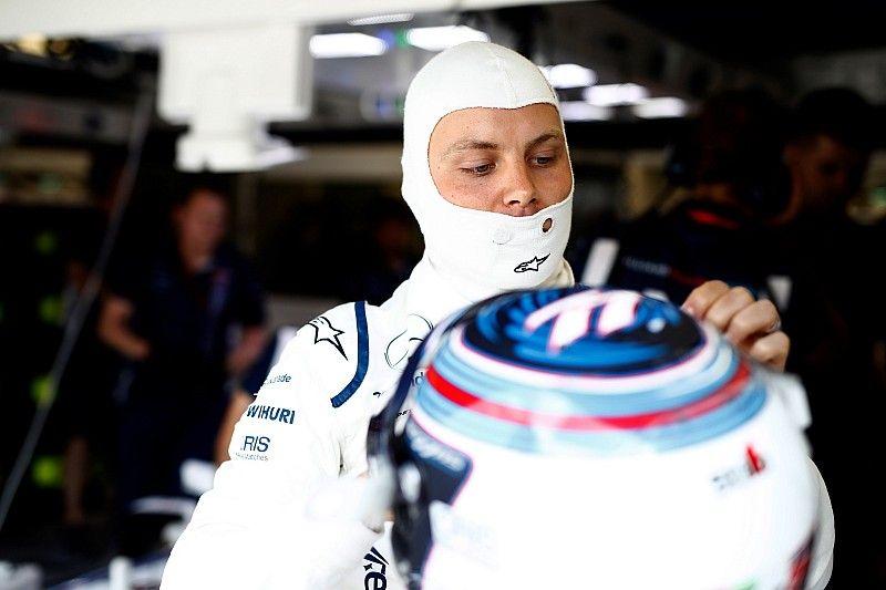 Williams worried by Bottas seatbelt issue