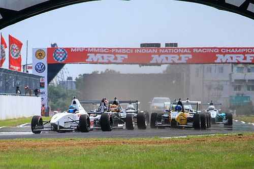 Drivers rue lack of tracks in Indian championships