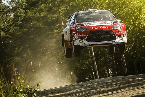 Finland WRC: Meeke takes early lead as Latvala and Tanak lose time