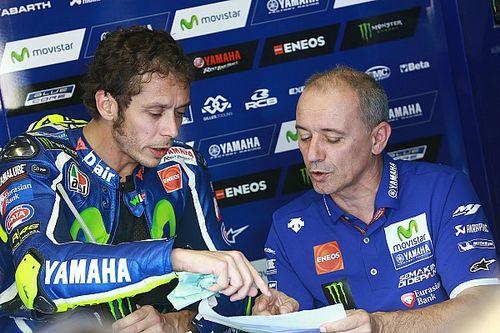Valentino Rossi coacha távozik a MotoGP-ből
