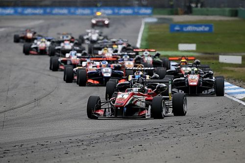 Hockenheim F3: Stroll eases to 13th win of 2016