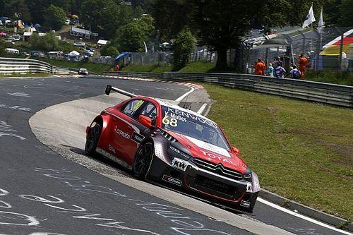 WTCC Nordschleife: Citroën dominiert crashreichen Trainingsauftakt