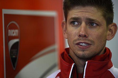 Stoner makes Ducati MotoGP test return at Misano