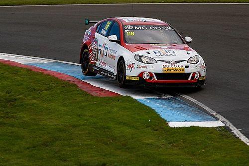 Silverstone BTCC: Sutton heads MG 1-2 in Race 1