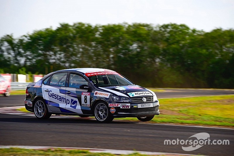 Chennai II Vento Cup: Dodhiwala wins red-flagged Race 2