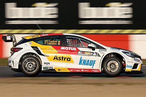 Benelux, doppietta Corthals-Opel in Gara 3 e 4 a Zolder