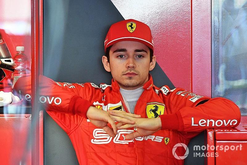 Леклер став жертвою командних наказів у першій же гонці за Ferrari