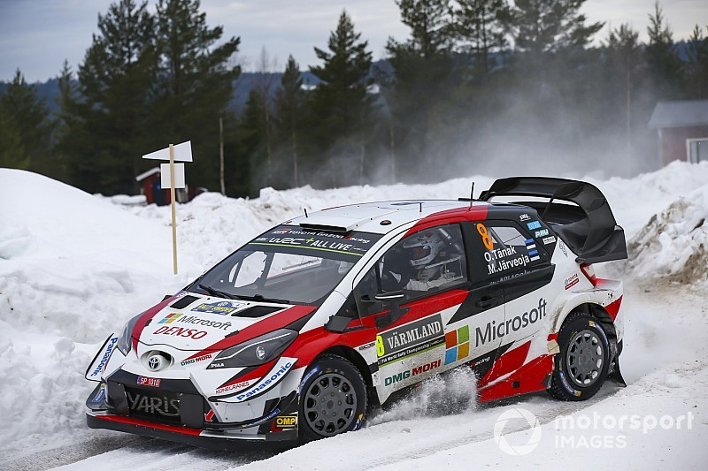 L'Estonia ospiterà un rally promozionale WRC a cui parteciperanno anche le Case ufficiali