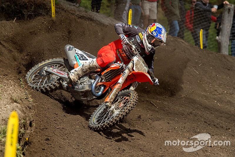 MXGP Italië: Indrukwekkende GP-zege voor Coldenhoff