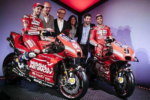 Ducati puso fecha de presentación para su misteriosa moto