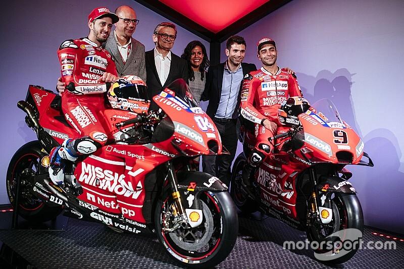 Ducati presentará su misteriosa moto de 2020 antes del primer test