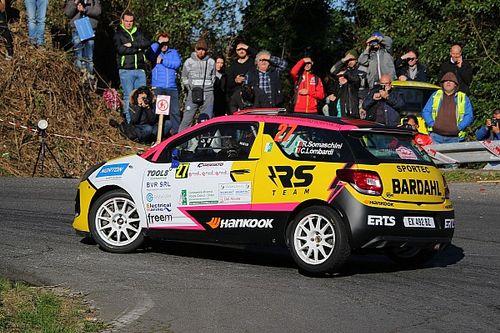 Rachele Somaschini trionfa nella classifica femminile al 66° Rallye Sanremo