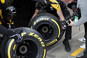 F1 teams now obliged to test new tyres on race weekends