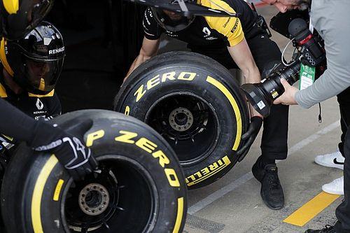 Pirelli desmiente que los equipos no tuvieran suficientes sets en los test de F1
