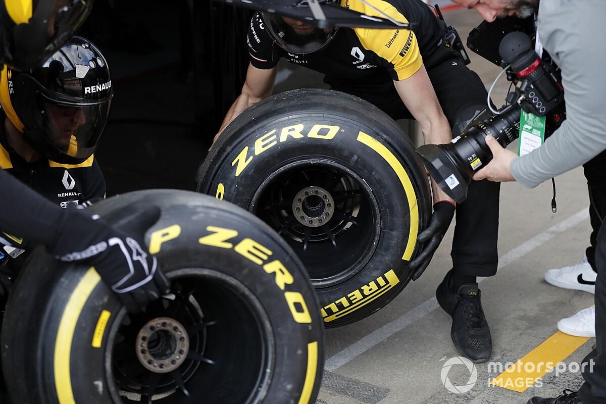 """Pirelli dément les """"rumeurs"""" de manque de pneus lors des tests"""
