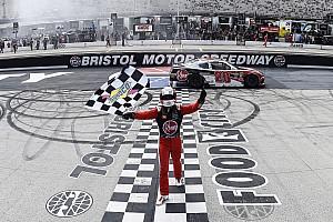 Christopher Bell gana en Bristol Xfinity y el bono de 100 mil dólares