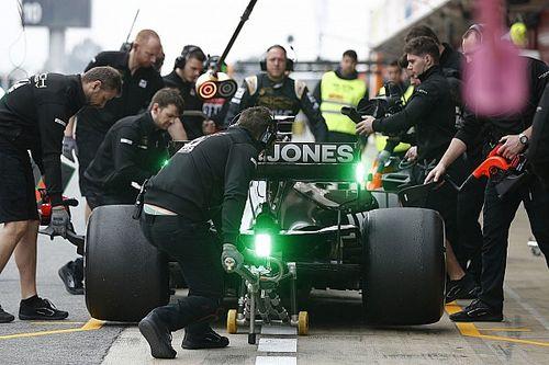 """Trois pannes pour Haas, mais """"aucune raison d'être désespéré"""""""