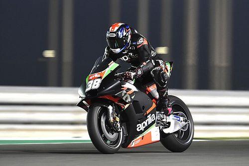 Aprilia per la prima volta a tre punte in MotoGP: Smith affianca Espargaro e Iannone in Qatar