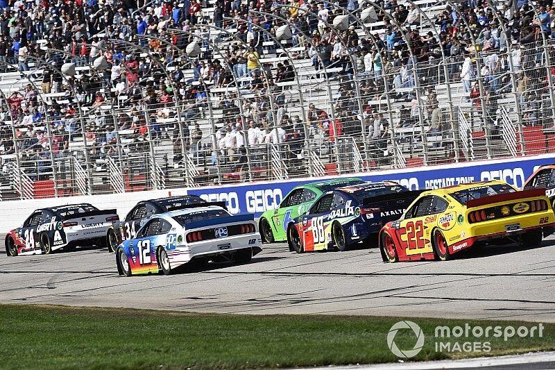 NASCAR adia etapas de Atlanta e Homestead por causa do Covid-19