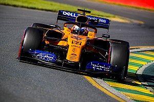 Sainz: McLaren cuma günü yaşadığı sorunlarla biraz geriye düştü