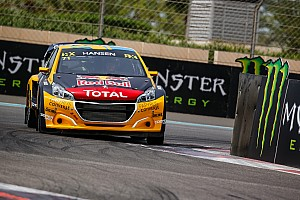 Abu Dhabi WRX: Hansen, Gronholm'ün aldığı cezayla serideki ilk galibiyetini aldı