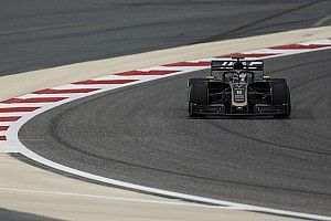 À Bahreïn, Grosjean en tête avant... la pluie!