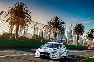 Hyundai squad confirms first TCR Australia driver