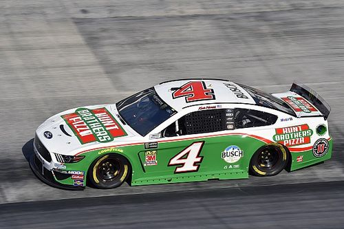 How Kevin Harvick overcame disaster to finish 13th at Bristol