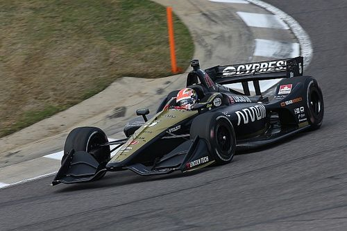 Arrow Schmidt Peterson race report, Round 3 – Birmingham, Alabama