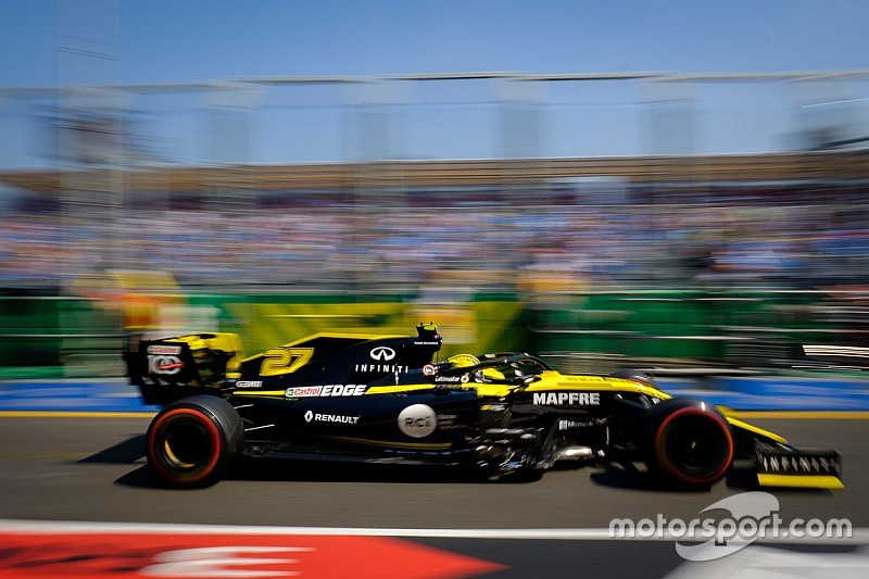 "Hulkenberg: No point in ""hammering"" engine department"