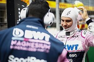Pérez diz que esteve perto de assinar com Mercedes e Ferrari