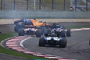 Norris szerint a McLaren Kínában akár a legjobb lehetett volna a középmezőnyből