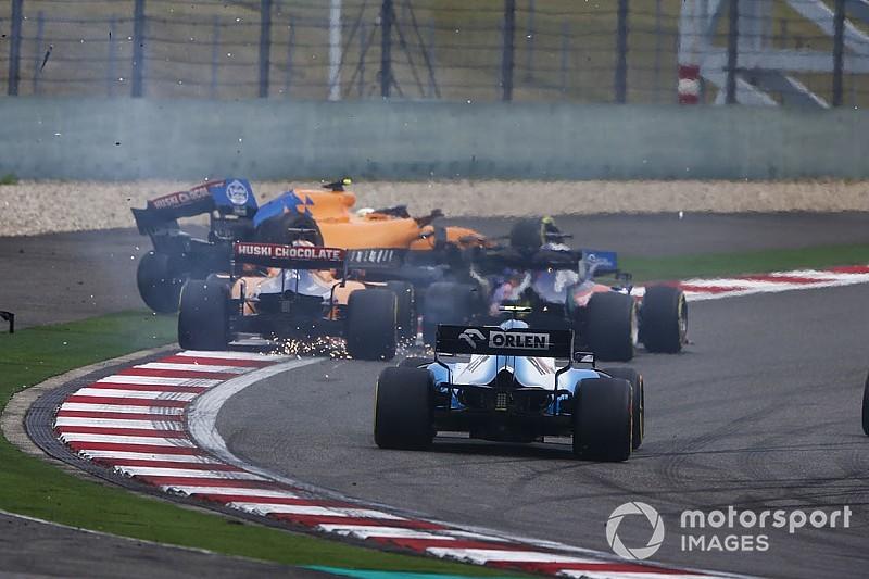 """Toro Rosso niet te spreken over wedstrijdleiding: """"Straf Kvyat onterecht"""""""