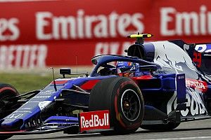 """Worst driver of Saturday"" Albon pleased by China turnaround"