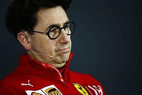 Ferrari's early struggles pile pressure on Binotto