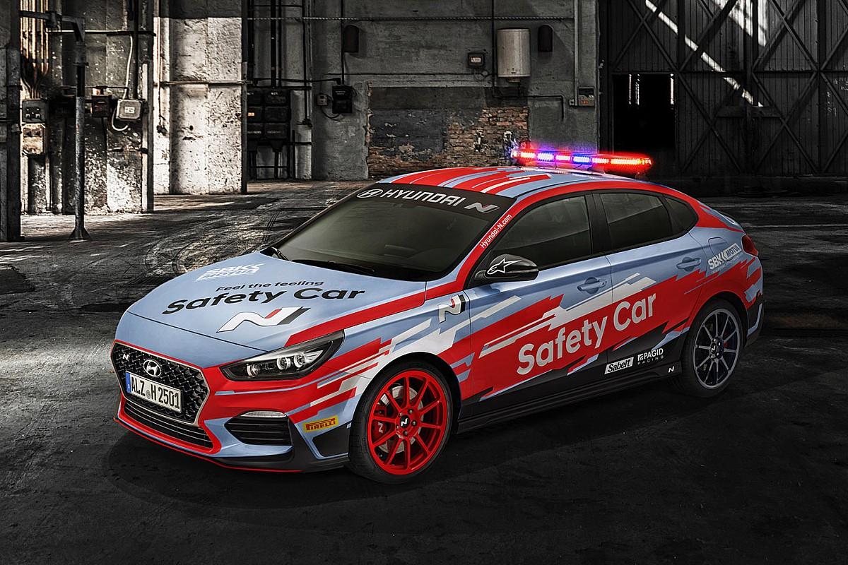 Hyundai dévoile le nouveau Safety Car du WSBK