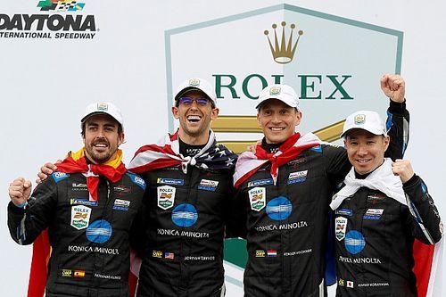 """Fernando Alonso: Daytona-Sieg """"ganz weit oben angesiedelt"""""""